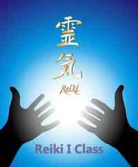Reiki-I-Class