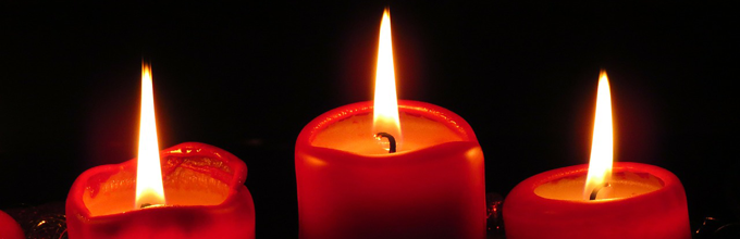 Candles Color Therapy
