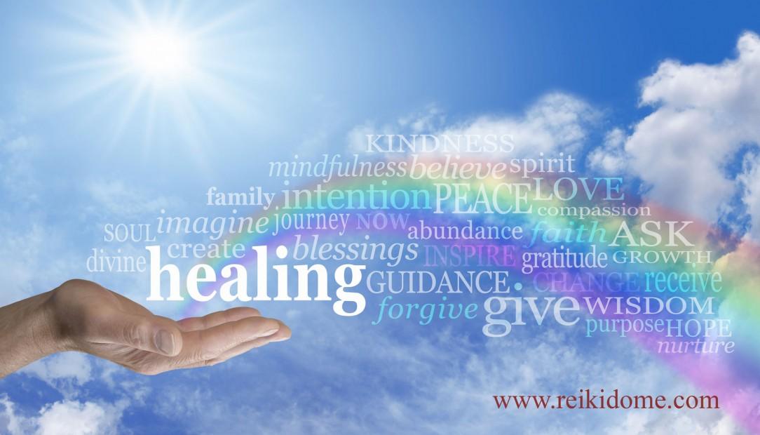 Reiki Dome Healing