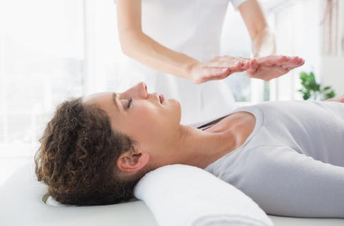 Reiki-Therapy